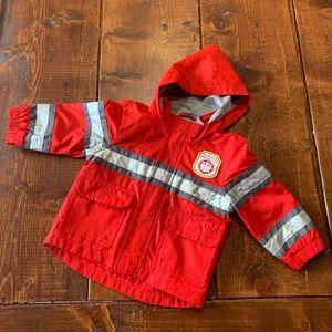 Careter's Firefighter Raincoat size 12 m